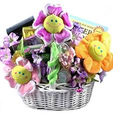 easter gift baskets gift basket easter cheer deluxe easter gift