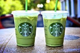 cara membuat thai tea latte resep dan cara membuat green tea latte ala starbucks yang lezat