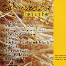 K Hen Bei Strauhspier Plattdeutsche Musik Hen Un Her