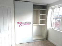 Hinged Wardrobe Doors Wardrobe Solid Wood Wardrobes Ukfloor To Ceiling Ikea Floor Bi