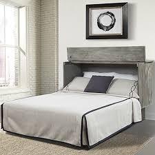 pyper marketing llc estella queen storage murphy bed with mattress