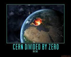 Divide By Zero Meme - cern divided by zero divide by zero pinterest demotivational