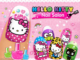 hello kitty nail salon app ranking and store data app annie