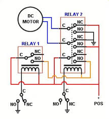how to make a dc motor oscillate