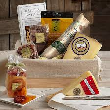 Cheese Gift Basket Top 5 Unique Gift Baskets For Christmas What The Pros Send