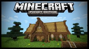 1 1 how to make a wooden house minecraft pocket edition