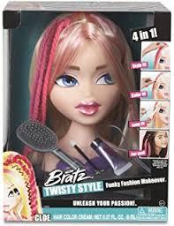 amazon com bratz styling head yasmin toys u0026 games