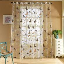 popular semi sheer curtains buy cheap semi sheer curtains lots