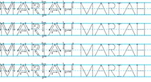 handwriting worksheets name generator apa style website multiple