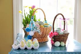 custom easter baskets how to build the ultimate easter basket the glue string