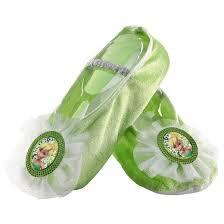 girls u0027 disney tinkerbell costume green ballet slippers target