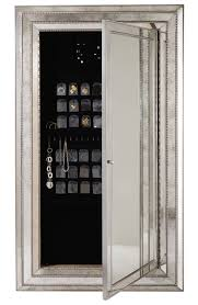 Jewelry Mirror Armoire Hooker Furniture Accents Melange Glamour Floor Mirror W Jewelry
