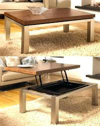 coffee tables that turn into tables convertible coffee table desk convertible coffee table from 1