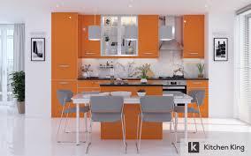 orange kitchen design kitchen designs and kitchen cabinet in dubai uae kitchen king
