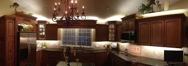 lighting for above cabinets inspirations also diy kitchen upgrade