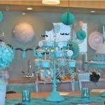 baby shower table decorating ideas inexpensive baby shower