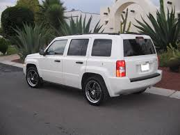 jeep cherokee white with black rims jeep patriot price modifications pictures moibibiki