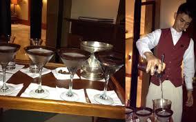 chocolate martinis jakartafind martinis at the darmawangsa hotel stumble abroad