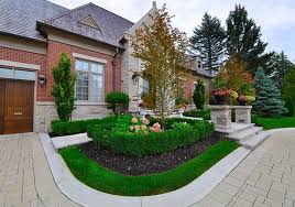 diy landscaping for front yard diy simple landscape designs photos