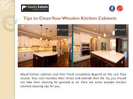 what should you use to clean wooden kitchen cabinets tips to clean your wooden kitchen cabinets authorstream