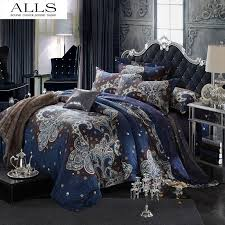 silver bedding sets king 10096