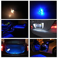 Led Lights Amazon Amazon Com Ledpartsnow Subaru Legacy 2004 2014 Blue Premium Led