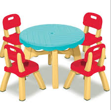 fisher price childrens picnic table fisher price summertime patio set with 4 chairs kids children picnic