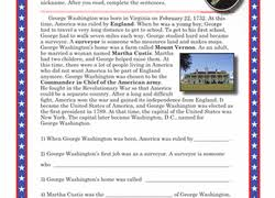 presidents day worksheets u0026 free printables education com