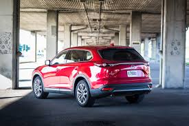 mazda car lineup the 2017 mazda cx 9 is an inevitable cash cow that doesn u0027t