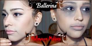 Dead Halloween Makeup by Living To Dead Ballerina Halloween Makeup Tutorial Youtube