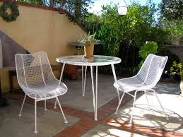 Wrought Iron Patio Table And Chairs Patio 31 Awesome Wrought Iron Patio Set Style The Outdoor