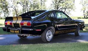 ford mustang 77 black 1977 ford mustang cobra ii hatchback mustangattitude com