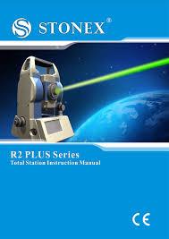 r2 total station user manual r2 2 plus 0810 stonex srl