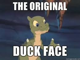 Land Before Time Meme - the land before time ducky giggle s pinterest humor
