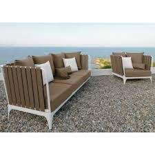 Italian Outdoor Garden Sofa By Talenti - Italian outdoor furniture