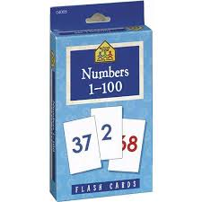 Flashcards Numbers 1 100 Zone 1 100 Numbers Flash Cards Toys