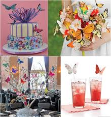 color theme trends for 2015 2016 butterfly theme ideas for a