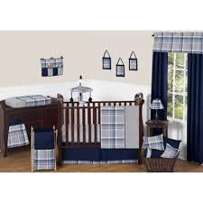 Plaid Crib Bedding Plaid Crib Bedding From Buy Buy Baby