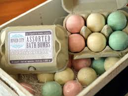 enjoy an assortment of fizzy bath bombs beautifully packaged in a
