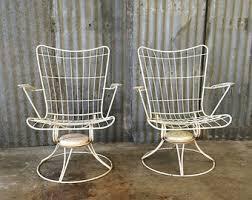 vintage metal patio furniture furniture decoration ideas