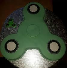 fidget spinner cake cakecentral com