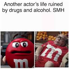 Any Drugs Or Alcohol Meme - dopl3r com memes another actors life ruined by drugs and alcohol
