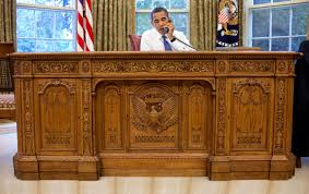 obama at desk resolute desk wikipedia