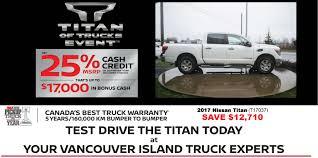 nissan canada vancouver bc 2017 frontier north island nissan