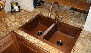 kitchen faucets atlanta sinks atlanta stainless steel copper kitchen sink with countertops