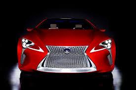 lexus lfa kaufen lexus reveals lf lc hybrid coupe concept