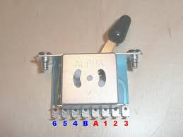 in search of an hs wiring diagram one volume five way switch