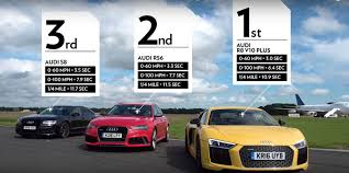nissan gtr vs audi r8 audi r8 v10 plus vs rs6 vs s8 the lord of the rings drag race