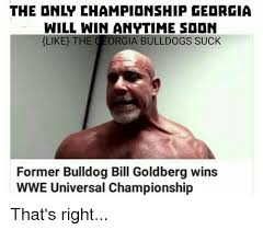 the onl chionship georgia will win anytime sddn like the georgia