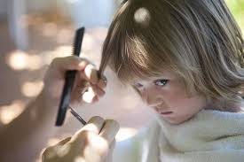 different ways to cut the ends of your hair cut your children s hair at home the easy way